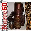 Kit Mate cobre y animal print con bolsillo80814-08
