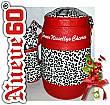 Kit terere rojo y animal print26516-05